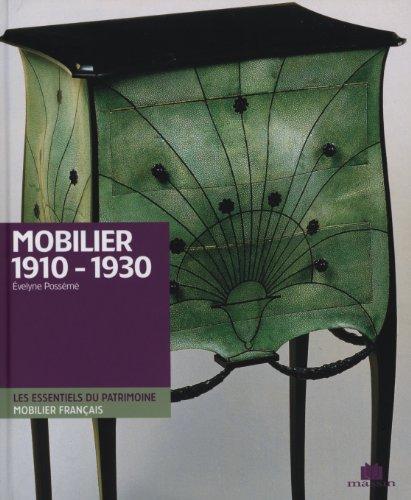 Mobilier 1910-1930 par Evelyne Possémé