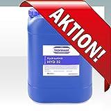 20l HYD 32 LEPRINXOL HYDRAULIKFLÜSSIGKEIT. Das in 20 Liter abgefüllte Hydrauliköl HLP 32 ist ein Mineralöl, das als Druckflüssigkeit, Hydraulik Öl, der DIN 51524 Teil 2-HLP, SEB 181 222-HLP und VDMA, in Hydraulikanlagen verwendet wird.