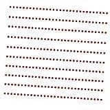 Almencla Capacitores De Disco De Cerámica 30 Valores, 300 Piezas 2pf-0.1 UF