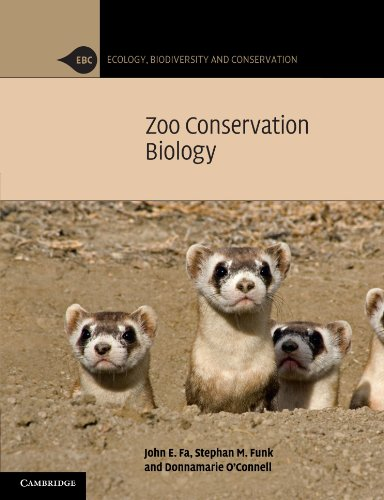 Zoo Conservation Biology Paperback (Ecology, Biodiversity and Conservation) por Fa