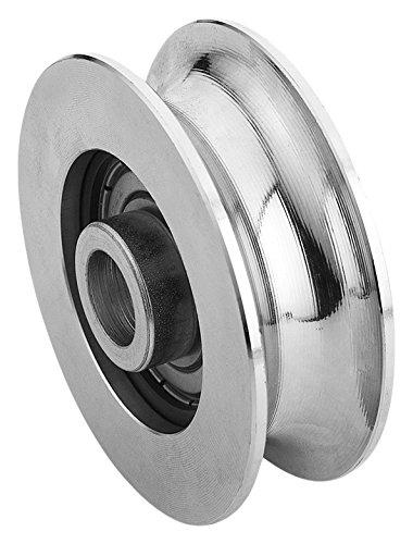 Eestbro 1483D108 Steel Pulley 120 mm, Channel: 20 mm Test