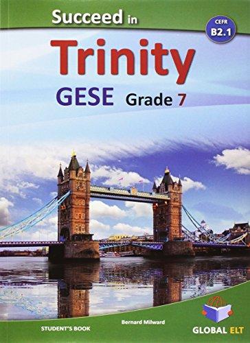 Succeed in Trinity GESE grades 7-8. Student's book-Answers. Per le Scuole superiori. Con espansione online