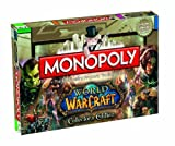 Monopoly World of Warcraft Games by Monopoly