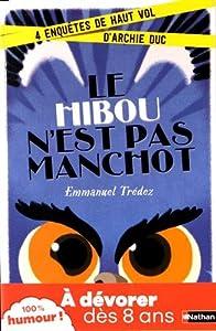 vignette de 'Le Hibou n'est pas manchot (Emmanuel Trédez)'