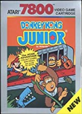 Donkey Kong Junior - Atari - 7800 - Video Game Cartridge [Importación Inglesa]