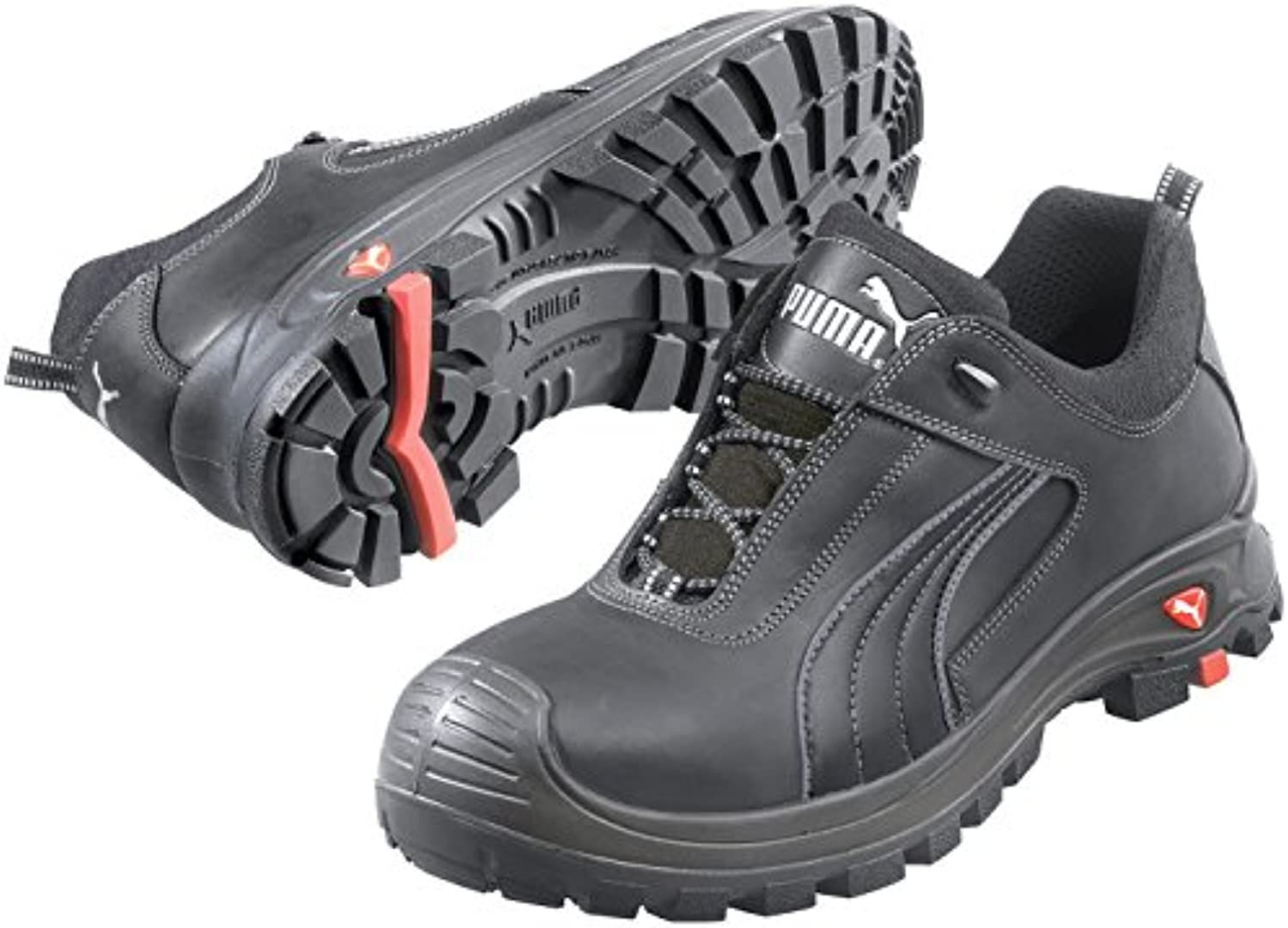 Puma Men's Safety Cascades Eh Low Safety Toe Boots