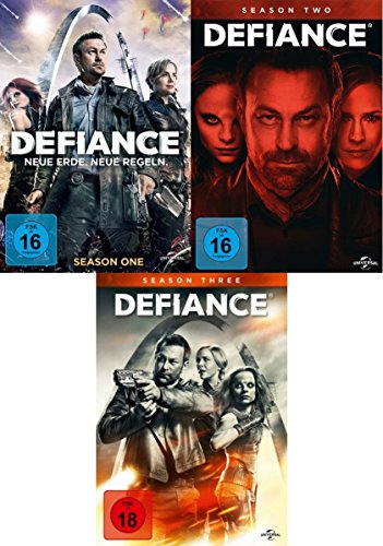 Staffel 1-3 (13 DVDs)