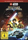 Lego Star Wars: Die Abenteuer der Freemaker - Staffel 1 [2 DVDs]