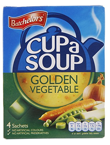 Batchelors Cup a Soup, Golden Vegetables, 82g