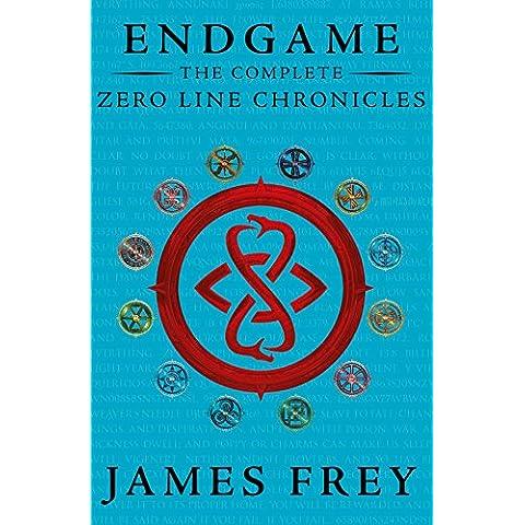 The Complete Zero Line Chronicles (Incite, Feed, Reap) (Endgame: The Zero Line Chronicles)