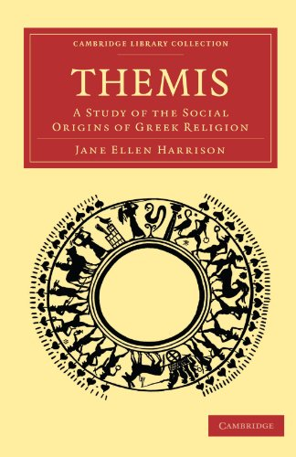 Themis Paperback (Cambridge Library Collection - Classics) por Harrison