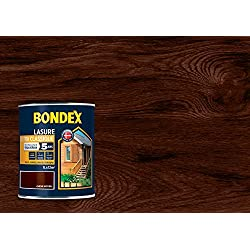 BONDEX - LASURE ULTIM'PROTECT 5 ANS - Peinture Satinée Haute Tenue - Satin