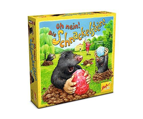 Preisvergleich Produktbild Zoch 601105061 - Oh Nein, Die Schnackelstein, Kinderspiel