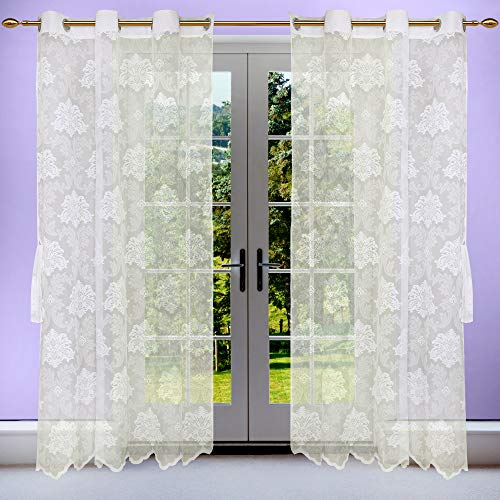 check MRP of eyelet curtains rings LINENWALAS