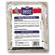 ENOCIT previene la quiebra férrica y equilibra la acidez del vino (Ácido cítrico) 100g