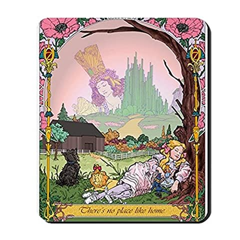CafePress - OZ Dream Mousepad - Non-slip Rubber Mousepad, Gaming Mouse Pad
