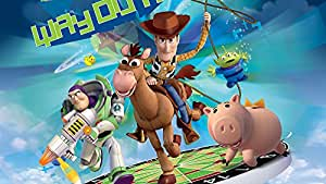 Disney Licence 1738 P8 Pixar Toy Story Tableau Multicolore 3 x 60 x 40 cm