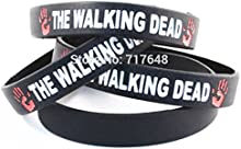 Goma de pulsera Walking Dead blutig Festival banda