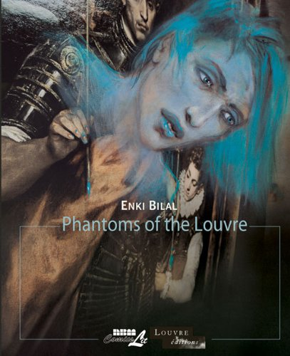 PHANTOMS OF THE LOUVRE HC (Louvre Collection)