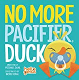 No More Pacifier, Duck (Hello Genius) (English Edition)