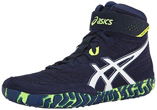 e89987f694054 Asics Aggressor 2 Wrestling scarpe