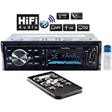 Sound Boss SR-DLF4151 Bluetooth/FM/AM/USB/SD/AUX Car Mp3 Player