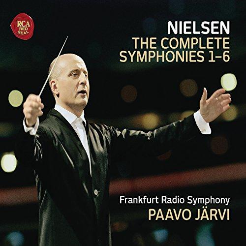 Nielsen:Tutte Le Sinfonie [3 CD]