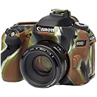 Easycover ECC80DC Skin case Camouflage - Camera Cases (Skin case, Alan, EOS 80D, Camouflage)