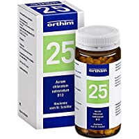 Biochemie Orthim 25 Aurum chloratum natron.D12 Tab 400 stk preisvergleich bei billige-tabletten.eu