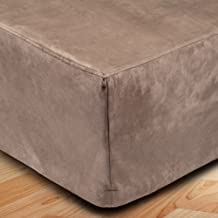 Madura Montana- Cubre canapé, poliéster, marrón, 140 x 200 cm