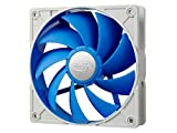DeepCool UF120 Computer Case Fan – Cooling Fan PC Computer Case Fan, 12 cm, 500 rpm, 1500 RPM, 27.8 DB)