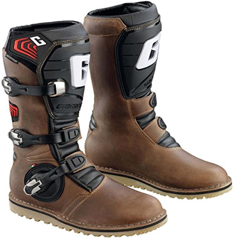 Gaerne Stiefel Balance Oiled Braun  Billig und erschwinglich Im Verkauf