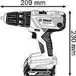 Bosch Professional Akku Schlagbohrschrauber GSB 18 V-21