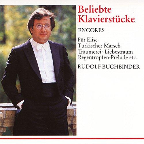 Beliebte Klavierstücke - Rudolf Buchbinder, Franz Schubert (1797-1828): - Ungarische Melodie H-Moll D 817