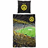 Borussia Dortmund BVB Bettwäsche Südtribüne 135x200 cm