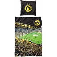 Borussia Dortmund BVB 09 BVB-Bettwäsche Südtribüne (135 x 20