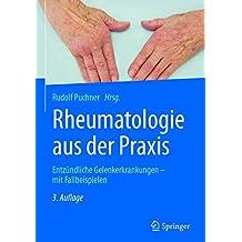 Rheumatologie aus der Praxis: Entzündliche Gelenkerkrankungen – mit Fallbeispielen
