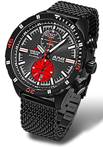 Vostok europe - Reloj hombre almaz space 6s11-320c260-st