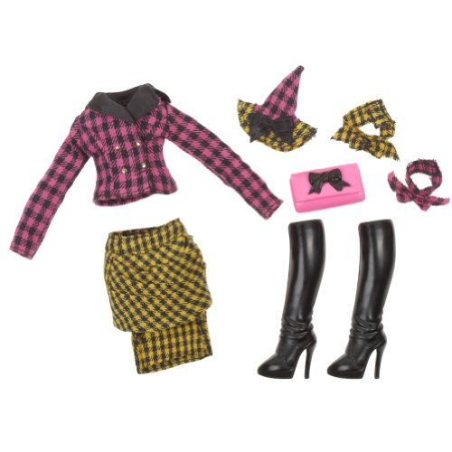5883E4C - Bratzillaz Modeset- Changed-Up Chic (Glam Hexe Make-up)