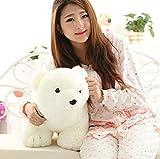Best Stuff Animals - Skylofts White Polar Bear Stuffed Soft Toy Animals Review