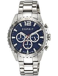 Esprit Herren-Armbanduhr Chronograph Quarz Edelstahl ES108351005