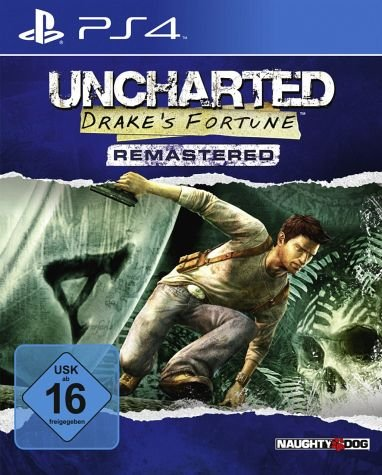 Software Pyramide PS4 Uncharted 1 (Sony Playstation 4 Preis)