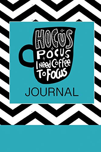 offee To Focus Journal: 6