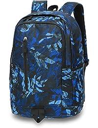 e25cd41f8a08 Nike 24 Ltrs Blue Black Casual Backpack(BA5533-458)