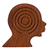 ShalinIndia Wholesale Products Company Gifts for Men and Women 100 Units of Human Shape Labyrinth Puzzle