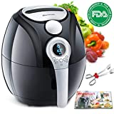Best Air Fryers - Electric Air Fryer, Blusmart Power AirFry Oil Free/less Review