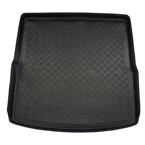ZentimeX Z999230 Kofferraumwanne fahrzeugspezifisch schwarz RIFFELBLECH-DESIGN