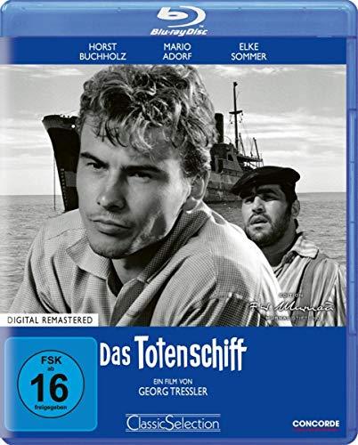 Das Totenschiff [Blu-ray]