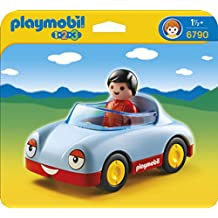 Playmobil 1.2.3 - Coche descapotable (6790)