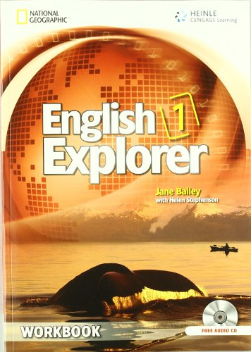 English Explorer 1. Workbook
